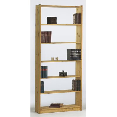 Homestead Living Axel Tall Wide 205cm Standard Bookcase