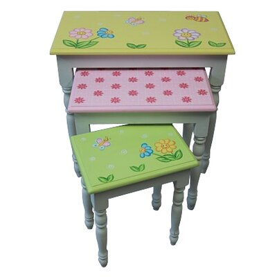 Homestead Living Blayney Childrens 3 Piece Nesting Tables