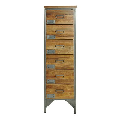 Homestead Living 6 Drawer Chest of Drawers