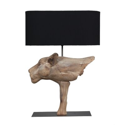 Homestead Living Dog 49cm Table Lamp