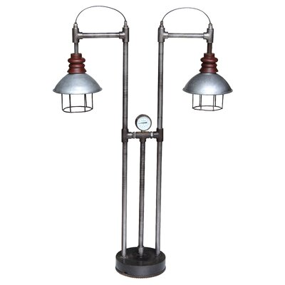 Homestead Living Duo 102cm Table Lamp