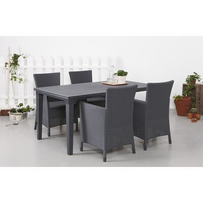 Homestead Living Finchley 4 Seater Dining Set
