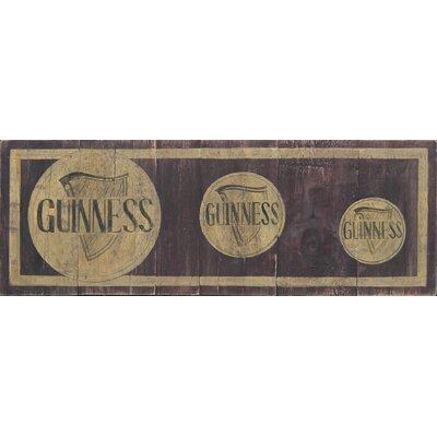 Homestead Living Guinness Original Painting Plaque
