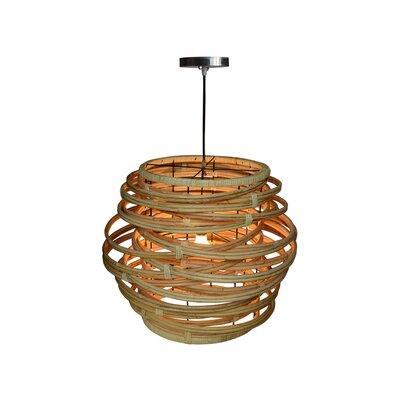 Homestead Living Jabra 1 Light Pendant