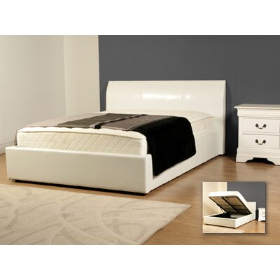 Homestead Living Double Upholstered Bed Frame