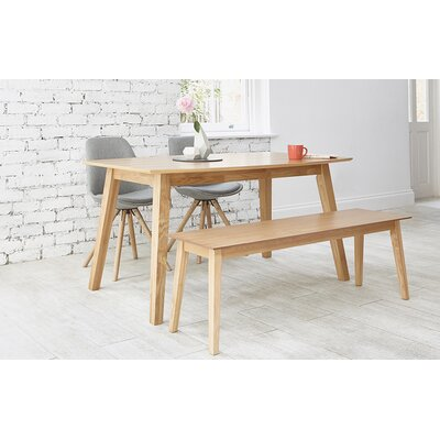 Homestead Living Frances Dining Table and 2 Chairs and Bench