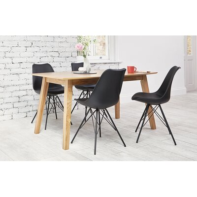 Homestead Living Wilson Dining Table and 4 Chairs