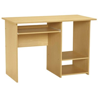 Homestead Living Finley Computer Desk with Keyboard Tray