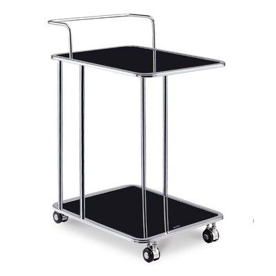 Homestead Living Elliot Utility Cart with 2 Shelves