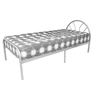 Homestead Living Nathandore European Single Wrought Iron Bed