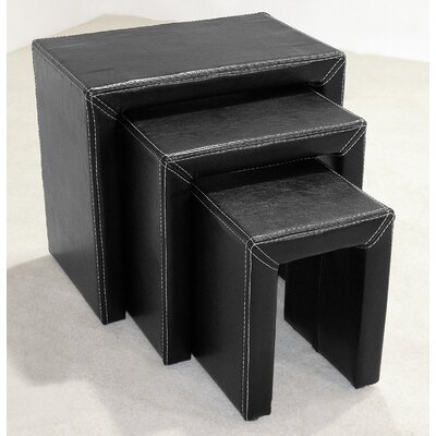Homestead Living Oliver 3 Piece Nest of Tables