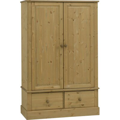 Homestead Living Bishopton 2 Door Wardrobe