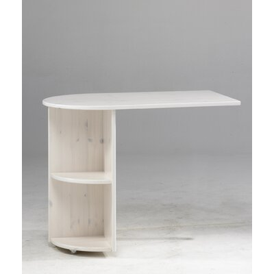 Homestead Living Tot to Teen Pull Out Desk Mid Sleeper