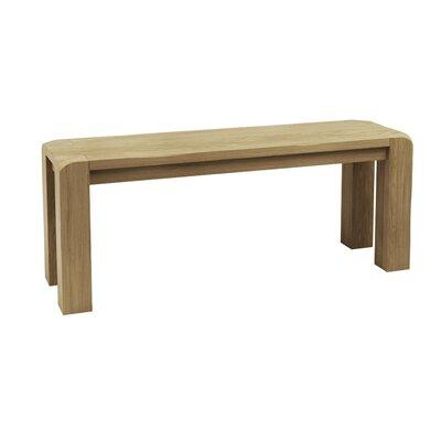 Homestead Living Lova Solid Oak Kitchen Bench