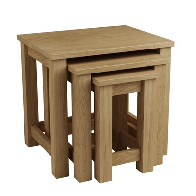 Homestead Living Aalva 3 Piece Nest of Tables
