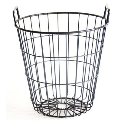 Homestead Living Wood Basket