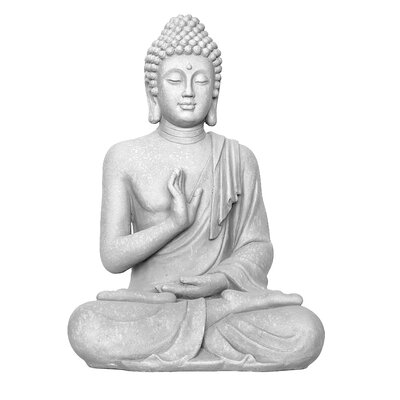 Homestead Living Calming Buddha Statue