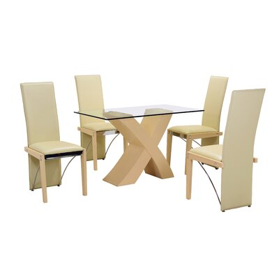 Homestead Living Brecken Dining Table in Small