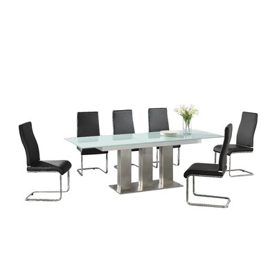 Homestead Living Lucille Extendable Dining Table
