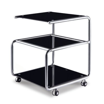 Homestead Living Sasha Utility Cart with 3 Shelves