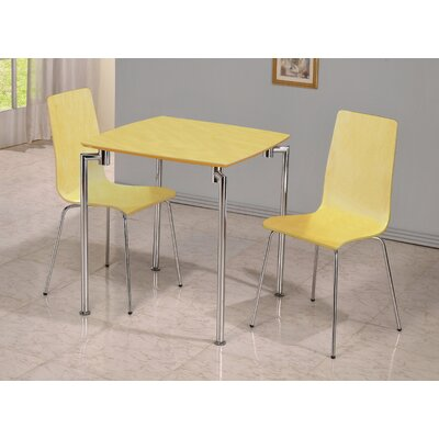 Homestead Living Owen Dining Table and 2 Chairs