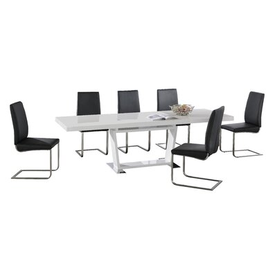 Homestead Living Megan Extendable Dining Table