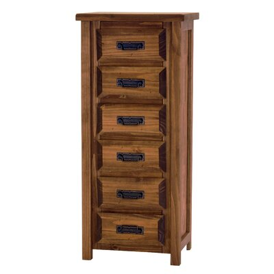 Homestead Living Dylan 6 Drawer Chest of Drawers