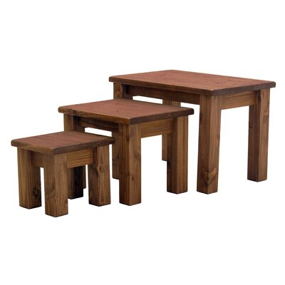Homestead Living Dylan 3 Piece Nest of Tables