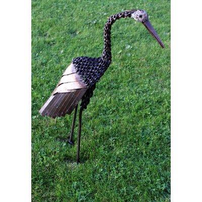Homestead Living Heron Statue