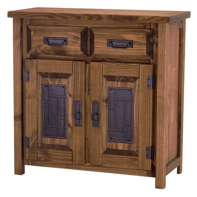 Homestead Living Dylan 2 Door 2 Drawer Sideboard