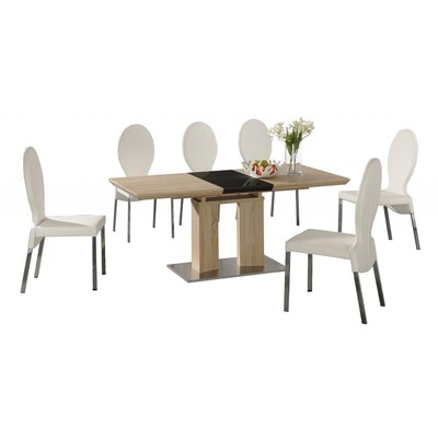 Homestead Living Nathan Extendable Dining Table