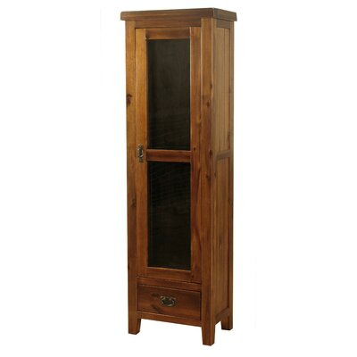 Homestead Living Wall Solid Display Cabinet