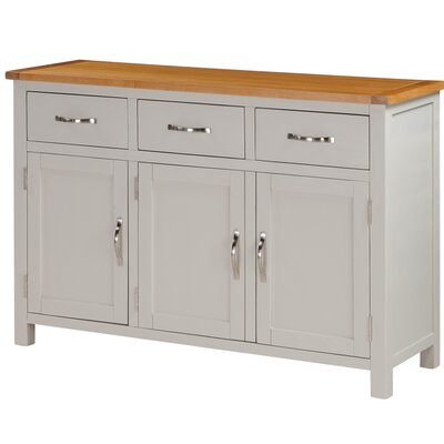 Homestead Living 3 Door 3 Drawer Sideboard