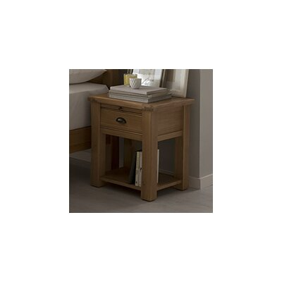 Homestead Living Brooklyn 1 Drawer Bedside Table