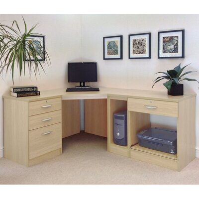Homestead Living Walshaw Computer Desk with Filing Drawer