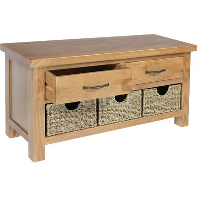 Homestead Living South Hero 2 Drawers Cabinet