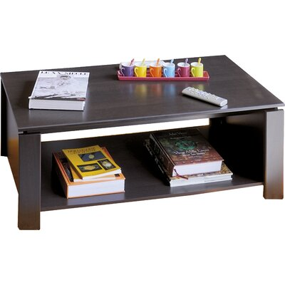 Homestead Living Tapia Coffee Table with Magazine Rack