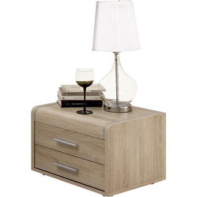 Homestead Living Inishcorker 2 Drawer Bedside Table