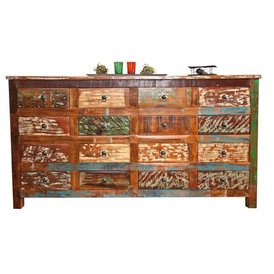 House Additions Felizes 16 Drawer Chest