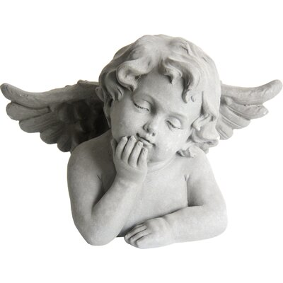 Homestead Living Angel Dreaming Statue