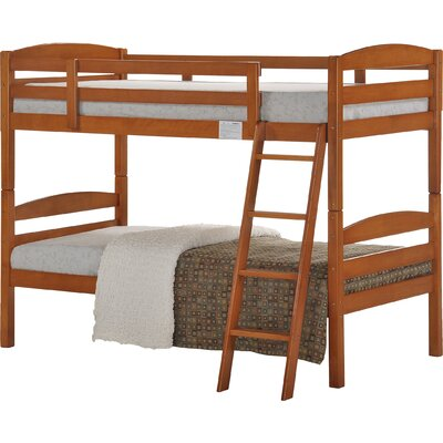Homestead Living Ryan European Single Bunk Bed
