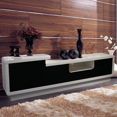 Homestead Living RoseCy TV Stand