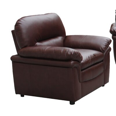 Homestead Living Fernando Bonded Leather Armchair