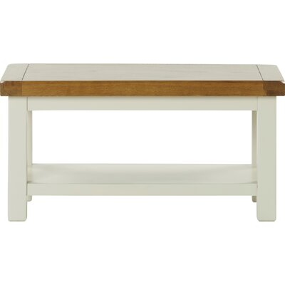 Homestead Living Fertos Coffee Table with Magazine Rack