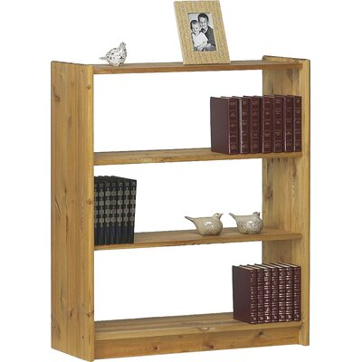 Homestead Living Axel Low Wide 100cm Standard Bookcase