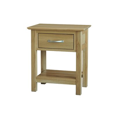 Homestead Living Marley 1 Drawer Nightstand