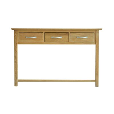 Homestead Living Marley 3 Drawer Console Table