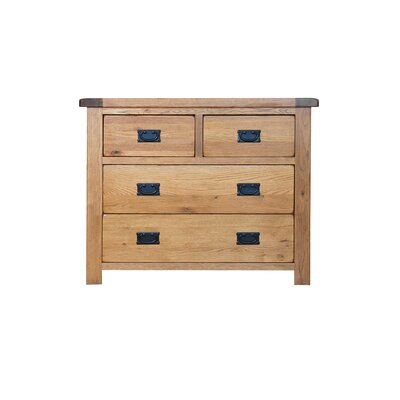 Homestead Living 4 Drawer Chest of Drawers