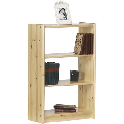 Homestead Living Axel Low Narrow 100cm Standard Bookcase