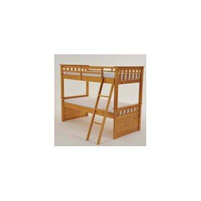 Homestead Living Liliana European Single Bunk Bed